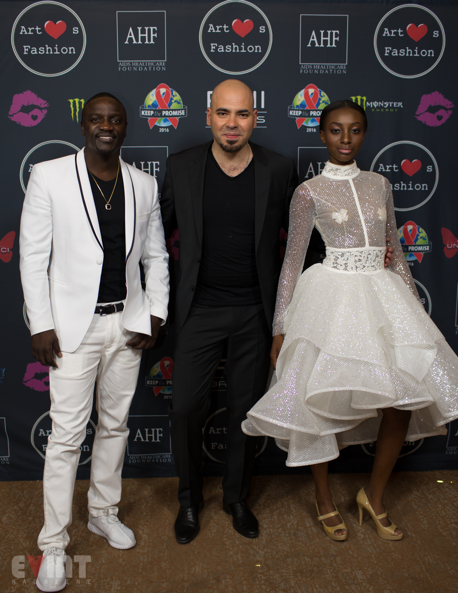 Akon, Elie Madi