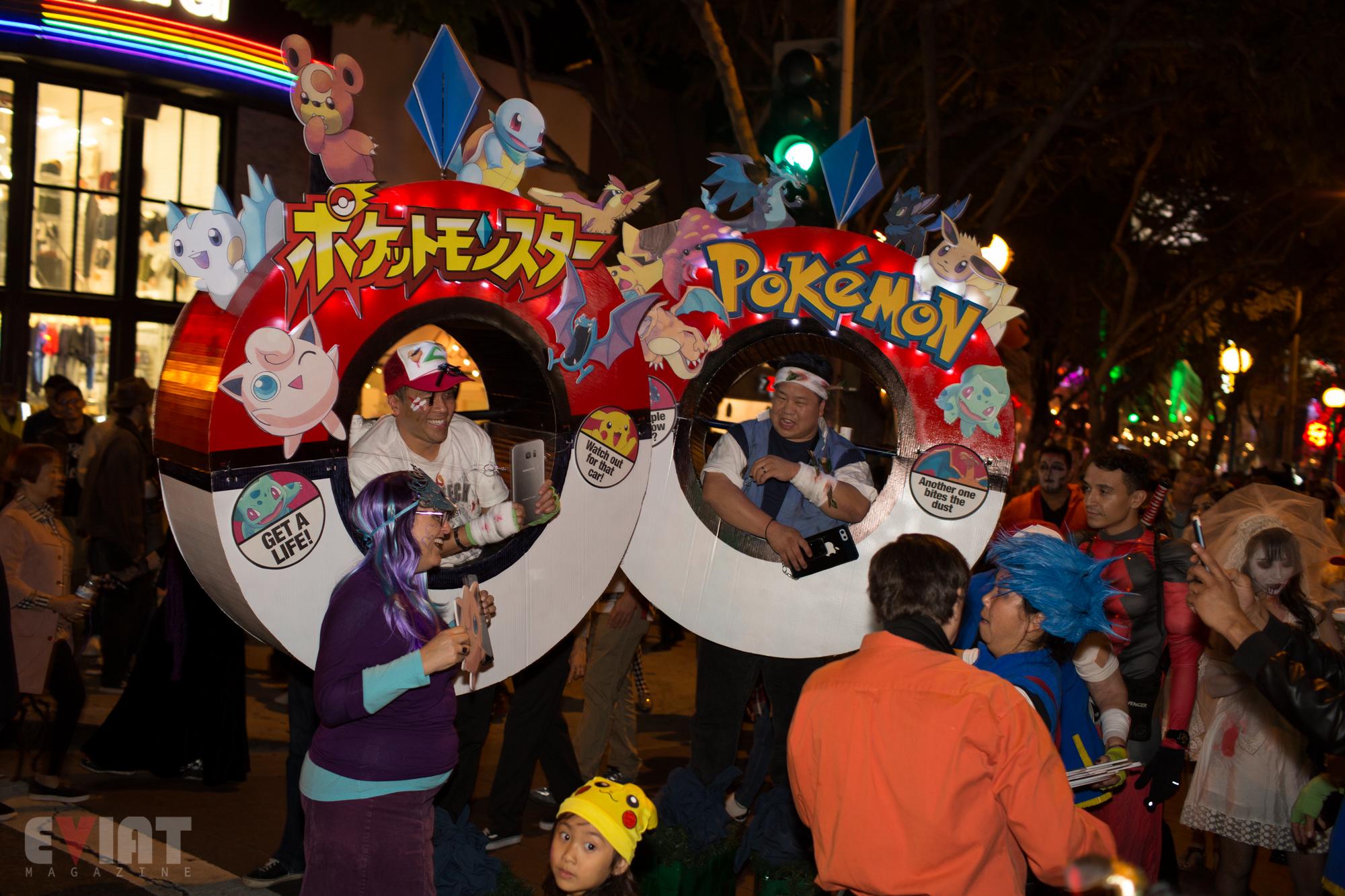 Pokemon Go - Halloween