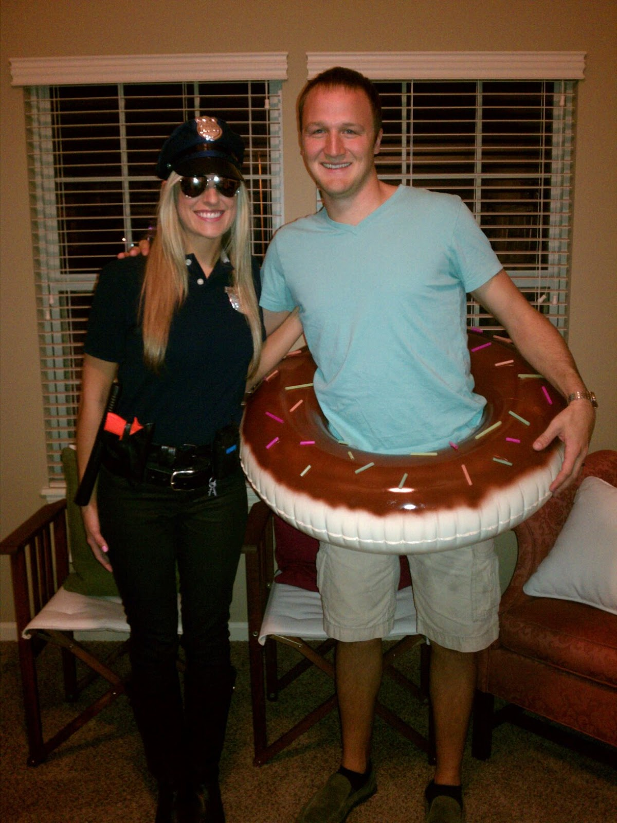 25 cool halloween costumes thats easy to make eviat 11 donut solutioingenieria Gallery